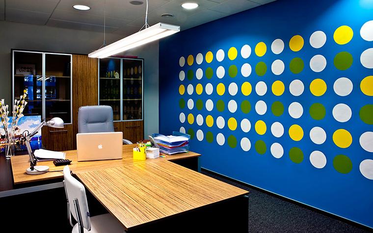 Дизайн офиса. офисы из проекта , фото №55393