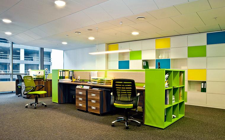 Дизайн офиса. офисы из проекта , фото №55394