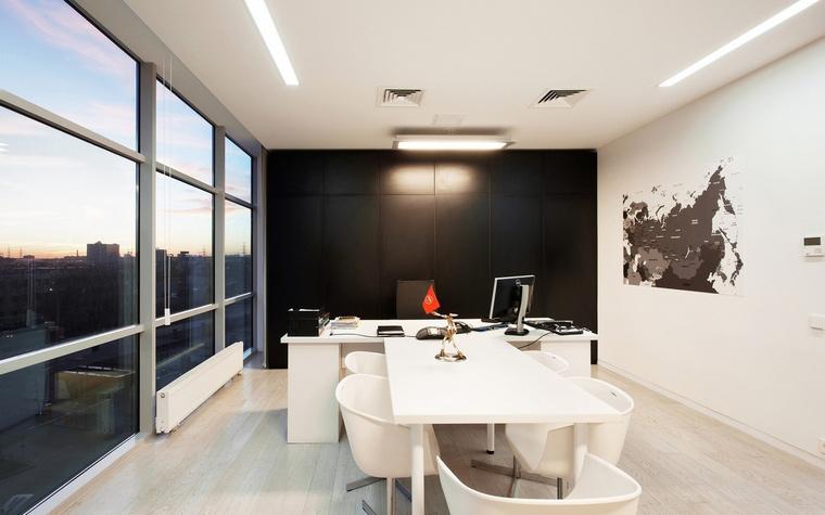 Фото № 55636 офисы  Дизайн офиса