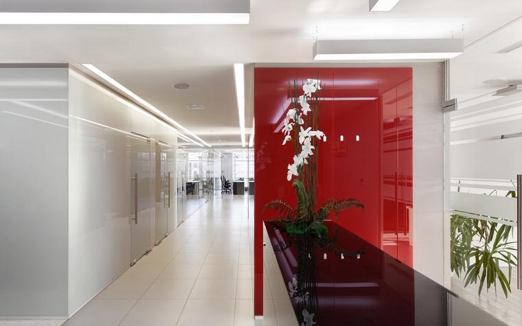 Фото № 55632 офисы  Дизайн офиса
