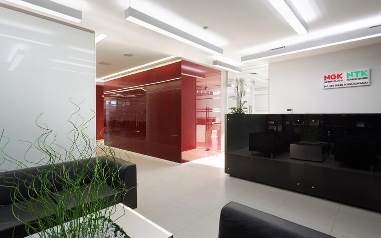 Фото № 55633 офисы  Дизайн офиса