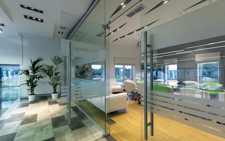 Дизайн офиса. офисы из проекта , фото №56628