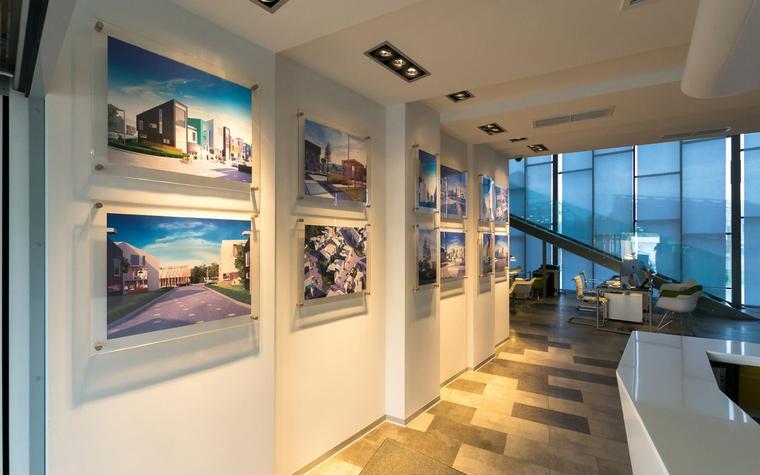 Дизайн офиса. офисы из проекта , фото №56632