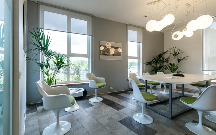 Дизайн офиса. офисы из проекта , фото №56635