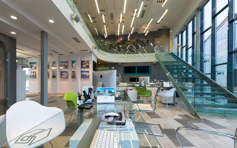 Дизайн офиса. офисы из проекта , фото №56641