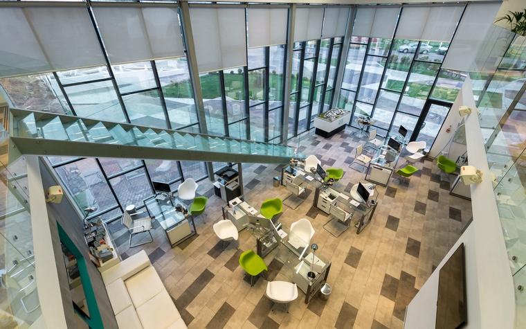 Дизайн офиса. офисы из проекта , фото №56645