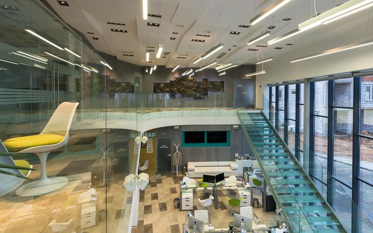 Дизайн офиса. офисы из проекта , фото №56646