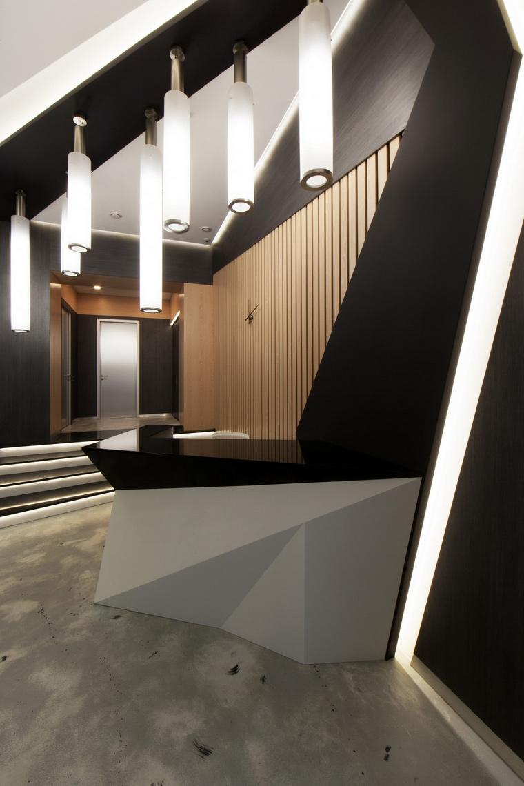 Дизайн офиса. офисы из проекта , фото №58190