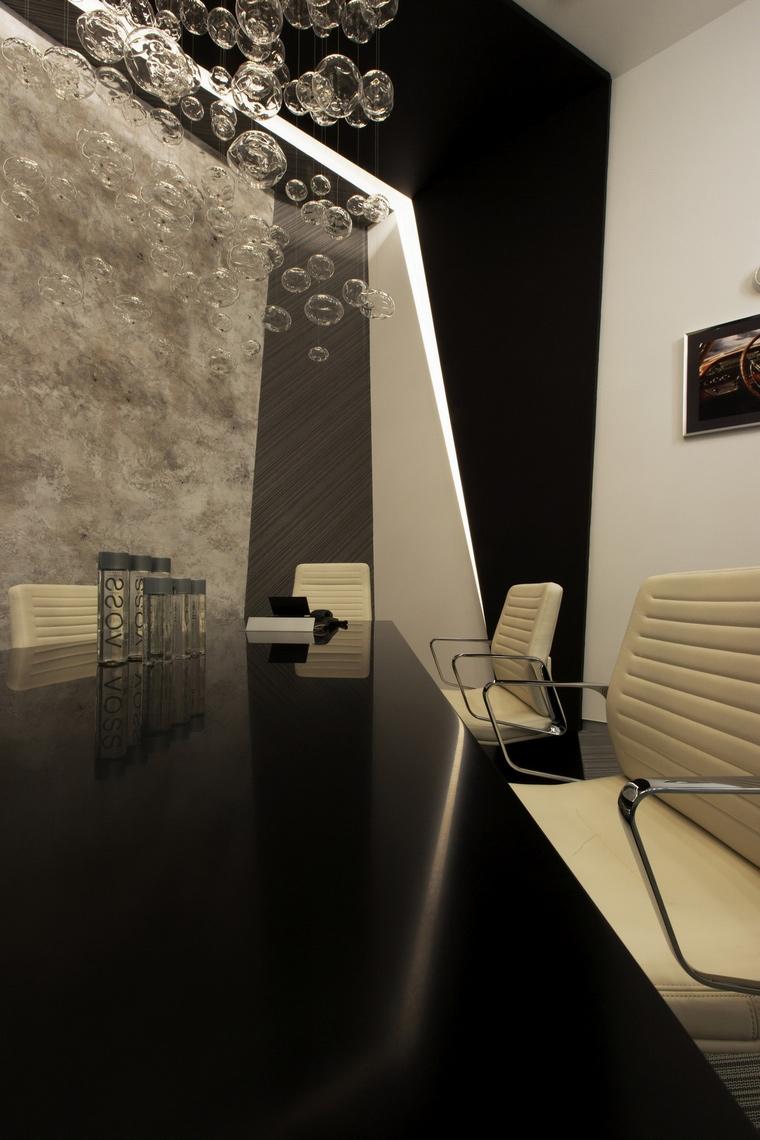 Дизайн офиса. офисы из проекта , фото №58175