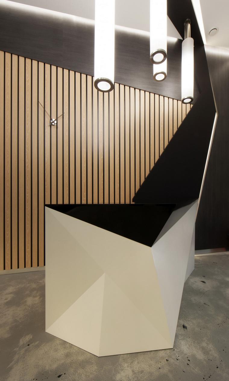 Дизайн офиса. офисы из проекта , фото №58176