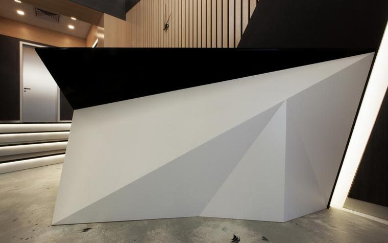 Дизайн офиса. офисы из проекта , фото №58177