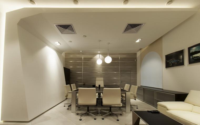Дизайн офиса. офисы из проекта , фото №58182