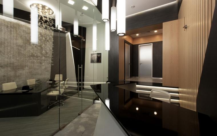 Дизайн офиса. офисы из проекта , фото №58191