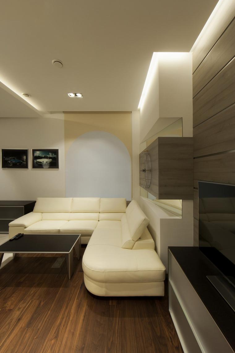 Дизайн офиса. офисы из проекта , фото №58183