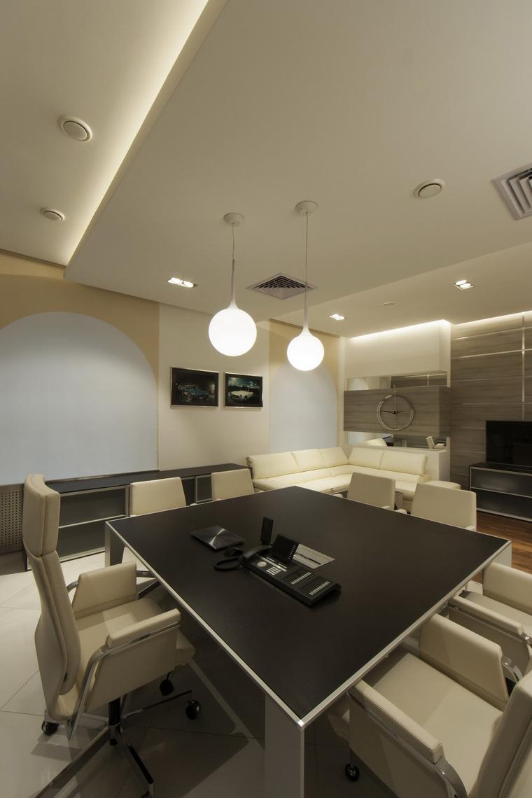 Дизайн офиса. офисы из проекта , фото №58184