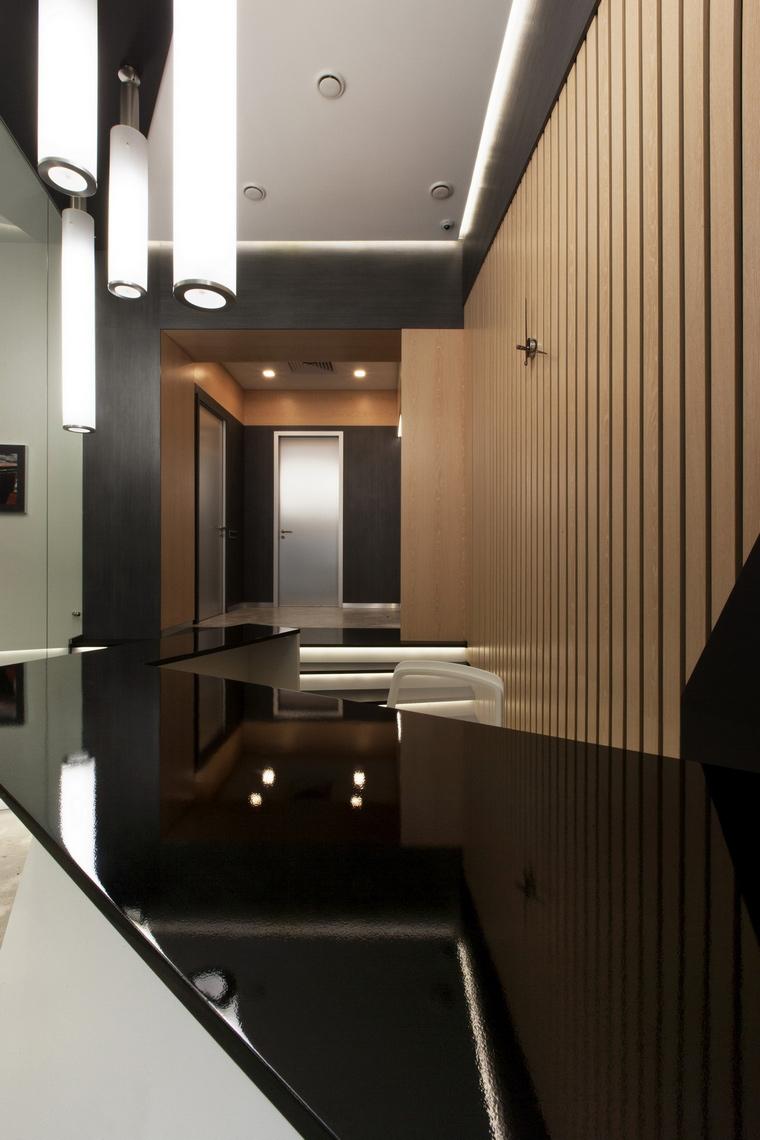 Дизайн офиса. офисы из проекта , фото №58192
