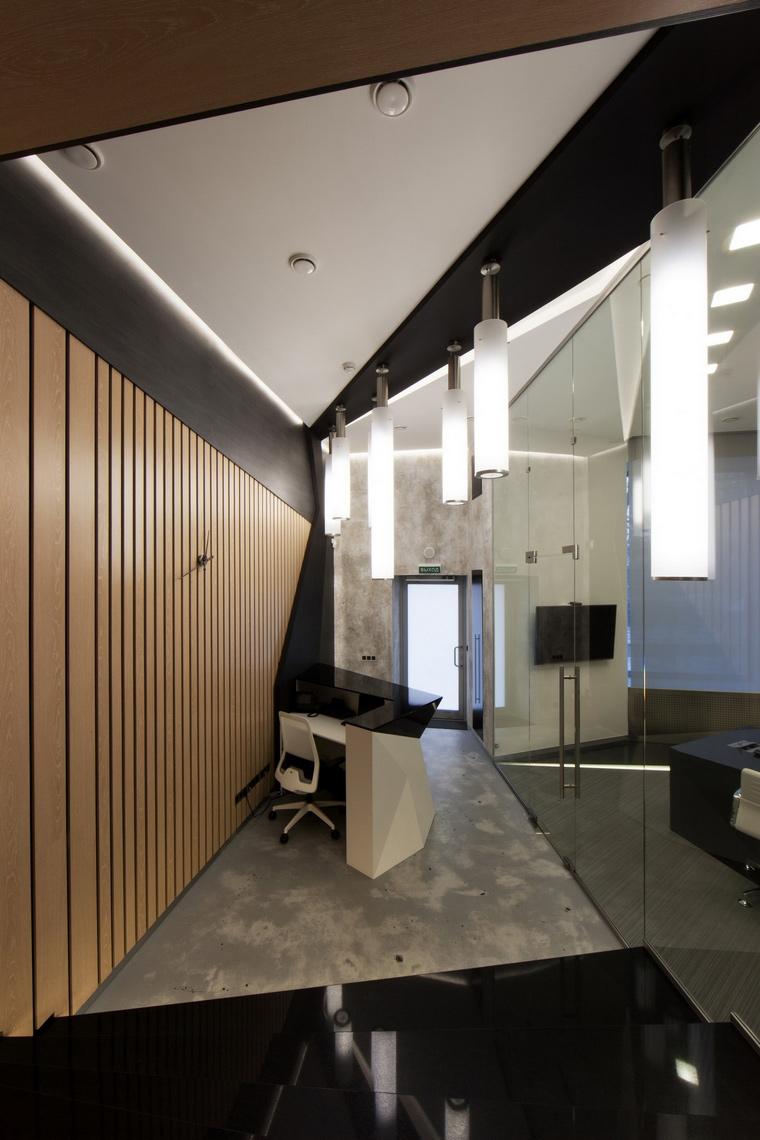 Дизайн офиса. офисы из проекта , фото №58168