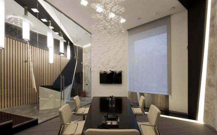 Дизайн офиса. офисы из проекта , фото №58171