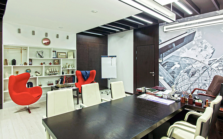 Фото № 58316 офисы  Дизайн офиса