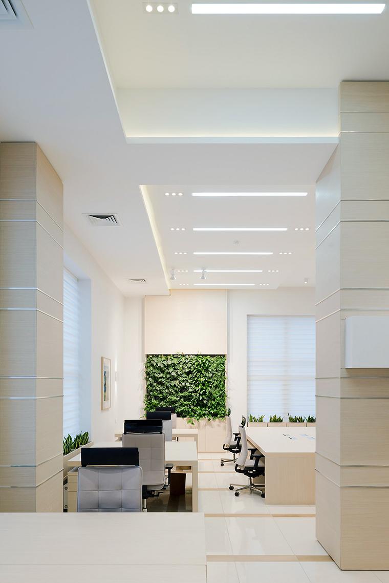 Дизайн офиса. офисы из проекта , фото №60099