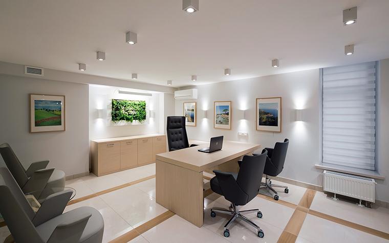 Дизайн офиса. офисы из проекта , фото №60102
