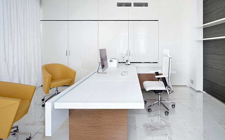 Дизайн офиса. офисы из проекта , фото №60380