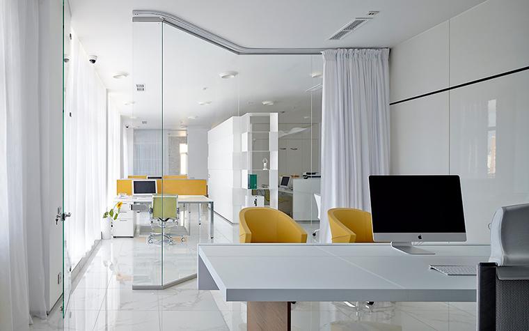 Дизайн офиса. офисы из проекта , фото №60381