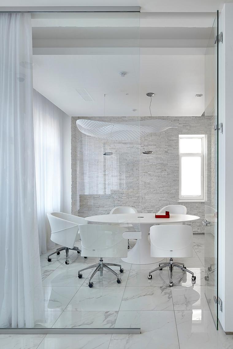 Дизайн офиса. офисы из проекта , фото №60384