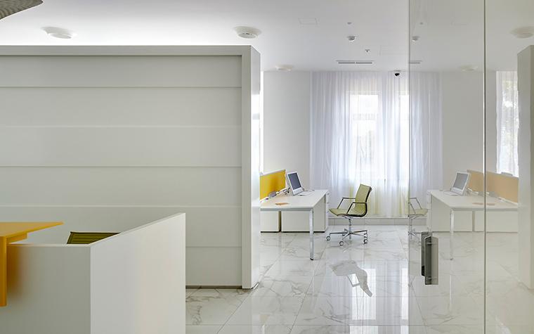 Дизайн офиса. офисы из проекта , фото №60373