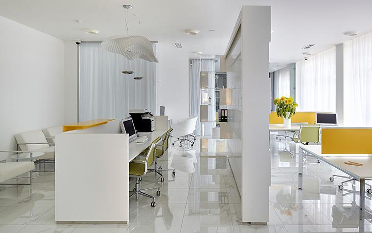 Дизайн офиса. офисы из проекта , фото №60374