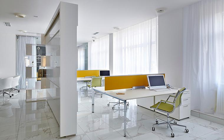 Дизайн офиса. офисы из проекта , фото №60375