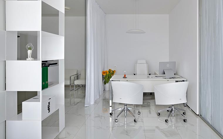 Дизайн офиса. офисы из проекта , фото №60377