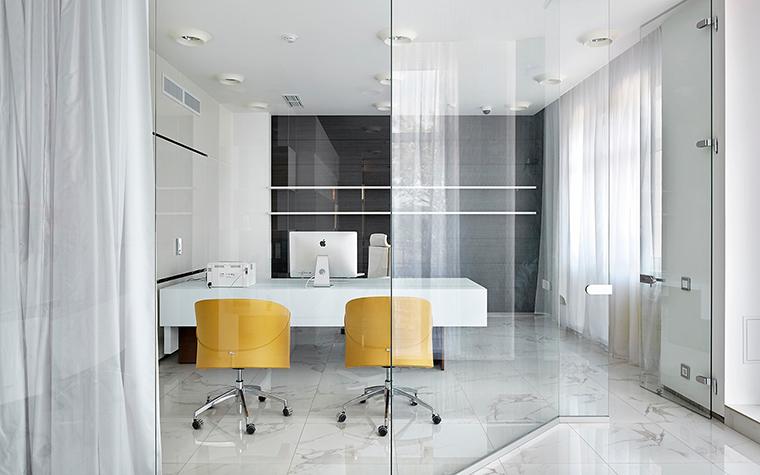 Дизайн офиса. офисы из проекта , фото №60378