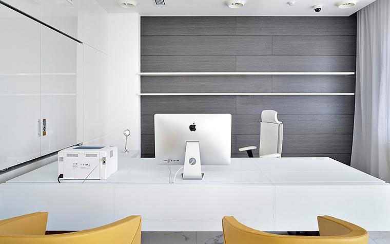 Дизайн офиса. офисы из проекта , фото №60379