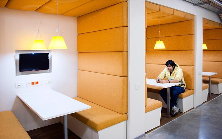 Дизайн офиса. офисы из проекта , фото №60513