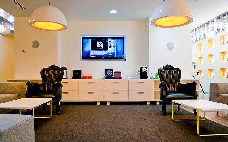Дизайн офиса. офисы из проекта , фото №60517