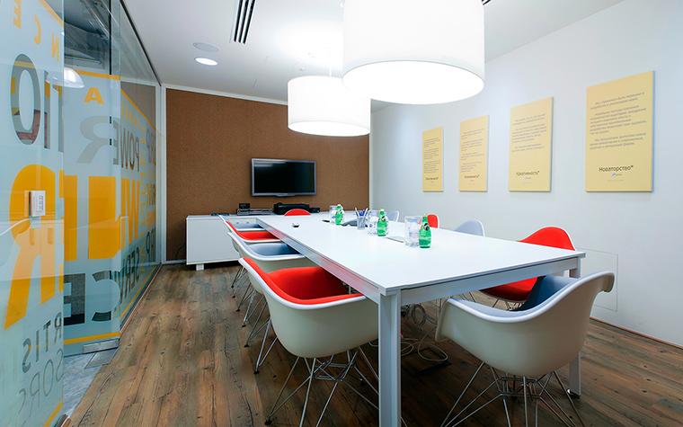 Дизайн офиса. офисы из проекта , фото №60519
