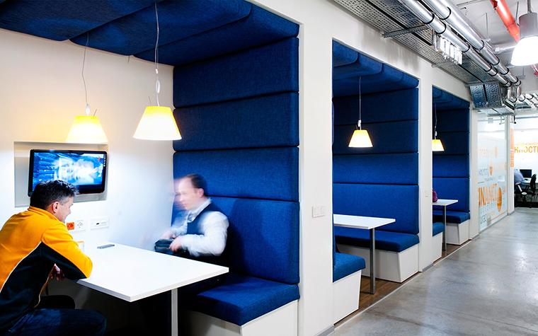 Дизайн офиса. офисы из проекта , фото №60520