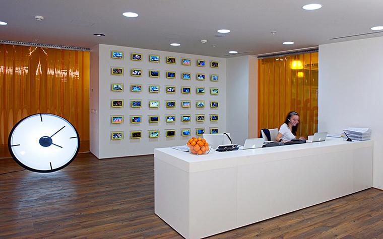Дизайн офиса. офисы из проекта , фото №60521