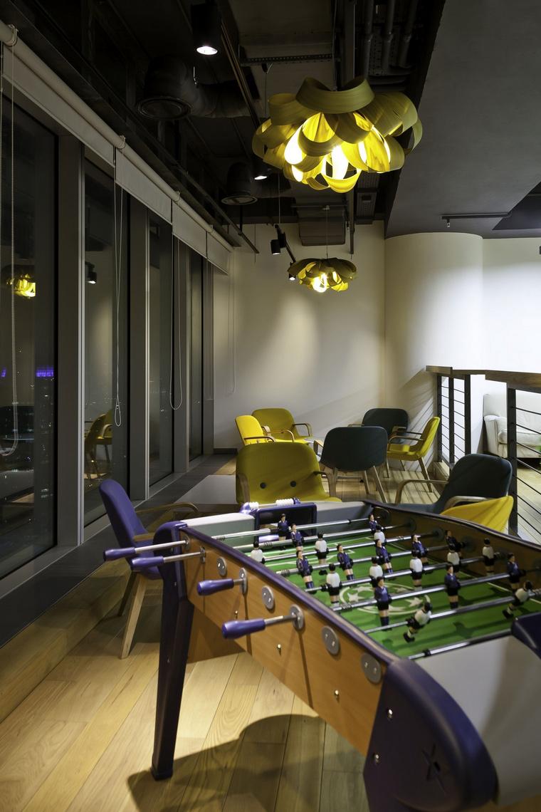 Дизайн офиса. офисы из проекта , фото №60540