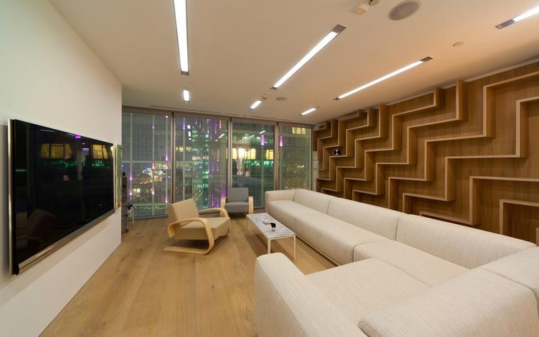 Дизайн офиса. офисы из проекта , фото №60538