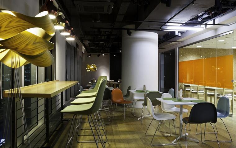 Дизайн офиса. офисы из проекта , фото №60541