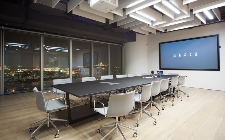 Дизайн офиса. офисы из проекта , фото №60531