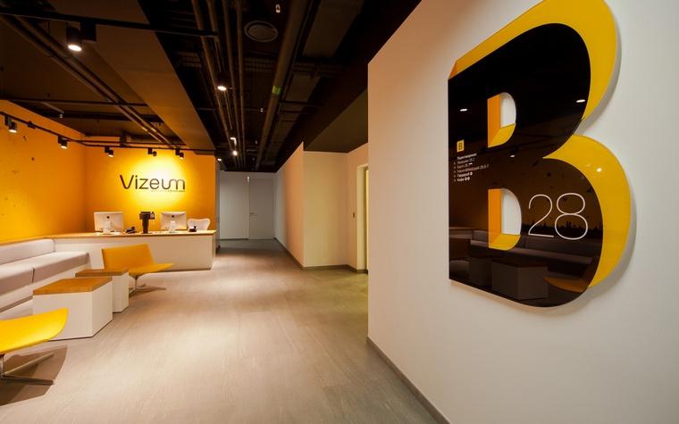 Дизайн офиса. офисы из проекта , фото №60534