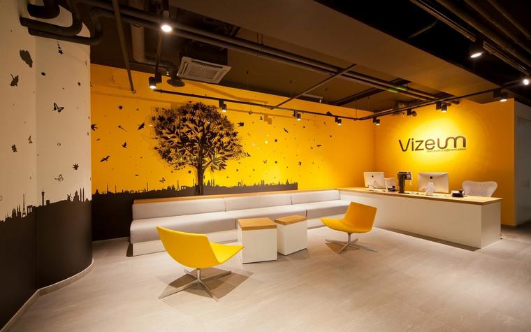 Дизайн офиса. офисы из проекта , фото №60535