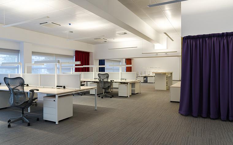 Дизайн офиса. офисы из проекта , фото №60577