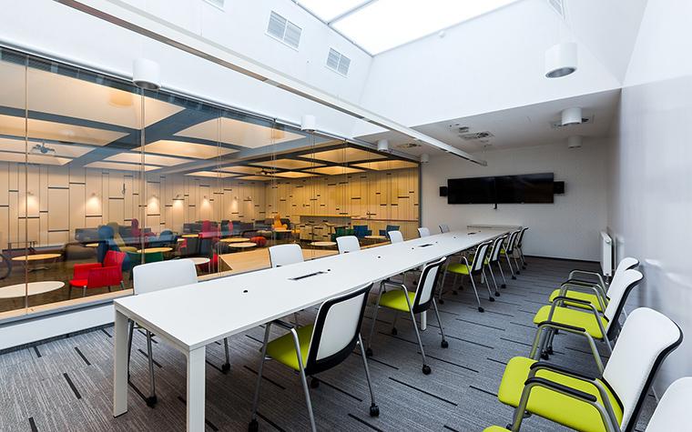 Дизайн офиса. офисы из проекта , фото №60578