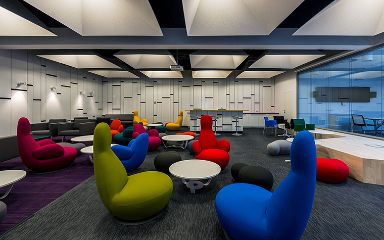 Дизайн офиса. офисы из проекта , фото №60579