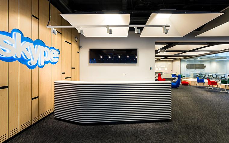 Дизайн офиса. офисы из проекта , фото №60580