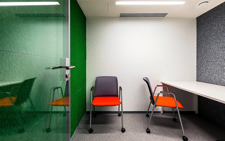 Дизайн офиса. офисы из проекта , фото №60581